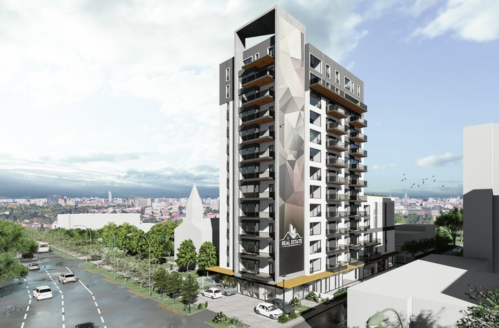 Da Vinci Grup Development - Apartment/Commercial Complex