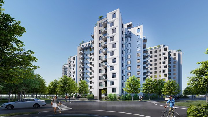 Da Vinci Grup Development - Delta City